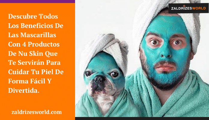 beneficios mascarillas de nu skin