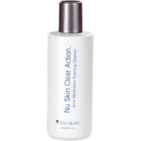 Clear Action Foaming Cleanser